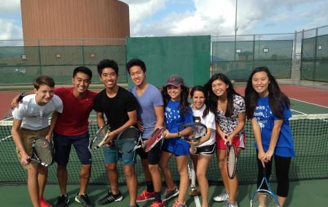 Cy-Ridge athletes make Academic All-District Tennis Team