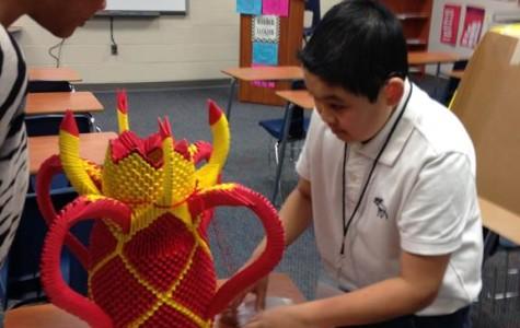 Art Department wins at Visual Arts Scholastic Event