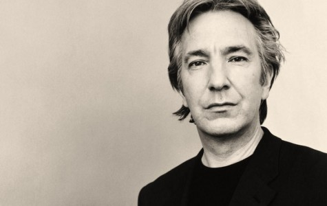 A picture of Alan Rickman