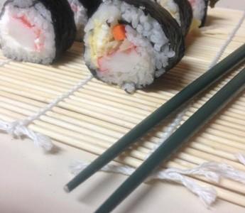 Japanese Classic Sushi Rolls & Korean Kimbap