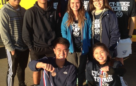 News Briefs: Tennis team wins at Travis HS Invitational