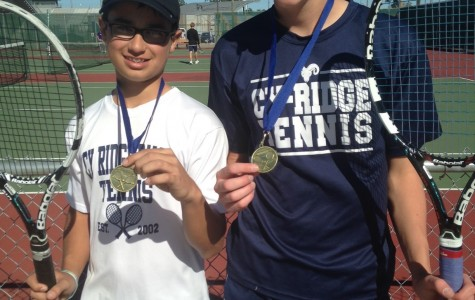 News Brief: Tennis doubles and individuals score at Cy-Fair and Klein