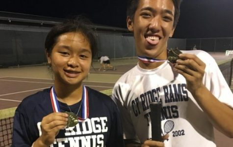 Tennis Team Makes its Mark in Magnolia