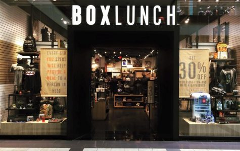 On the opening of BoxLunch's Willowbrook Houston, Tx location on September 3, 2016, they expanded their locations to a total of 35 stores.