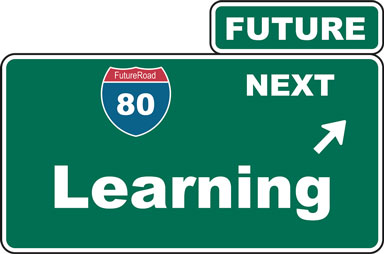 Learning is preparing us for the future ahead.