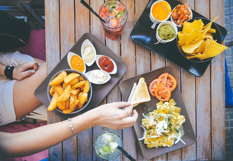 New Options:Vegetarian meals do not stray very far in their good taste from non vegetarian meals.There are other options people must simply look.
