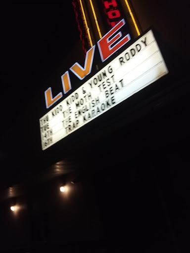 Dirty Vanilla Goes Live
