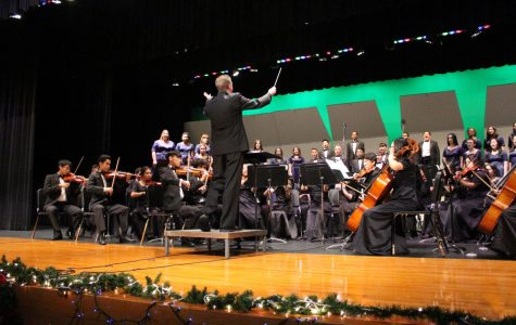 Orchestra Boasts Successful UIL Season