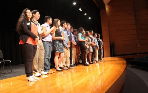 AP Scholars Celebrating their Efforts