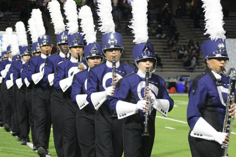 Bands Earns Superior Ratings at UIL