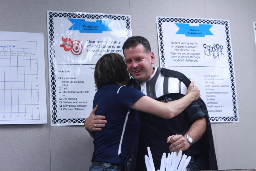 Principal+Michelle+and+Dixon+hugging+it+out+once+more.