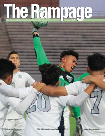Rampage Newspaper 2018