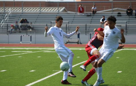 Boys Soccer Team Shows off Skills at Tournment