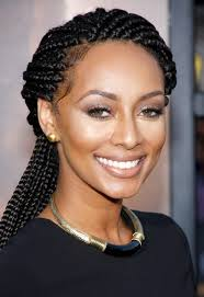 Alicia+Keys+wears+ghana+braids+to+awards